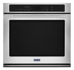 Brand: Maytag, Model: MEW9527F, Color: Stainless Steel
