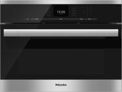 Brand: MIELE, Model: DGC65001XL, Color: 24 Inch Single Electric Steam Oven