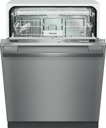 Brand: MIELE, Model: G4977VISS, Color: Clean Touch Steel, With Cutlery Tray & Third Rack