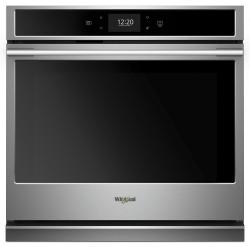 Brand: Whirlpool, Model: WOSA2EC0HN, Color: Fingerprint Resistant Stainless Steel