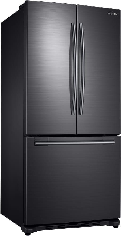 Rf18hfenb Samsung Rf18hfenb French Door Refrigerators