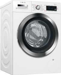 Brand: Bosch, Model: WAW285H2UC, Color: White/chrome