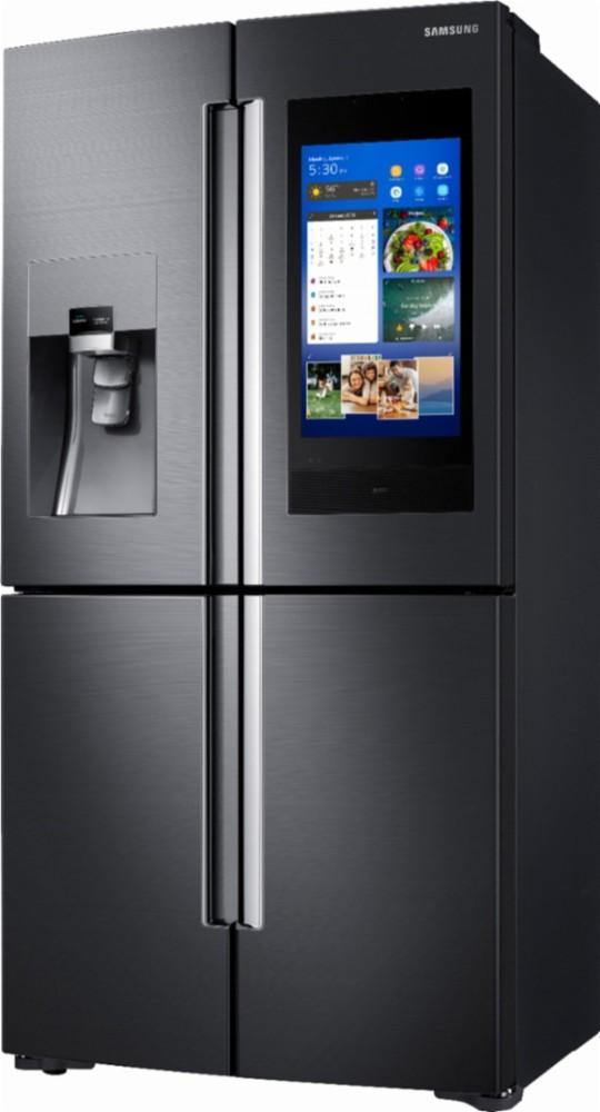 Rf28n9780sg Samsung Rf28n9780sg French Door Refrigerators