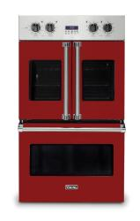 Brand: Viking, Model: VDOF7301WH, Color: Apple Red
