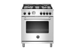 Brand: Bertazzoni, Model: MAST304GASXV, Color: Liquid Propane