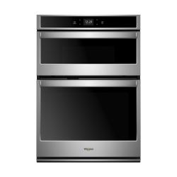Brand: Whirlpool, Model: WOC54EC7HB, Color: Stainless Steel