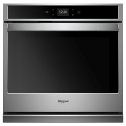 Brand: Whirlpool, Model: WOS51EC0HS, Color: Black-on-Stainless