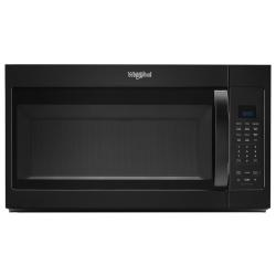 Brand: Whirlpool, Model: WMH32519HZ, Color: Black