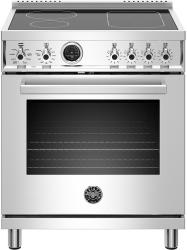 Brand: Bertazzoni, Model: PROF304INSNET, Color: Stainless Steel