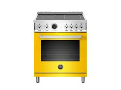 Brand: Bertazzoni, Model: PROF304INSNET, Color: Yellow