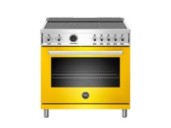 Brand: Bertazzoni, Model: PROF365INSART, Color: Yellow