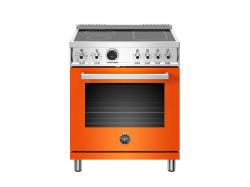 Brand: Bertazzoni, Model: PROF304INSNET, Color: Orange