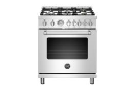 Brand: Bertazzoni, Model: MAST305DFMXE, Color: Stainless Steel
