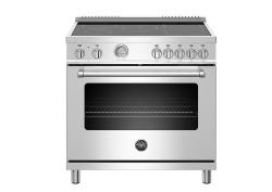 Brand: Bertazzoni, Model: MAST365INMXE, Color: Stainless Steel