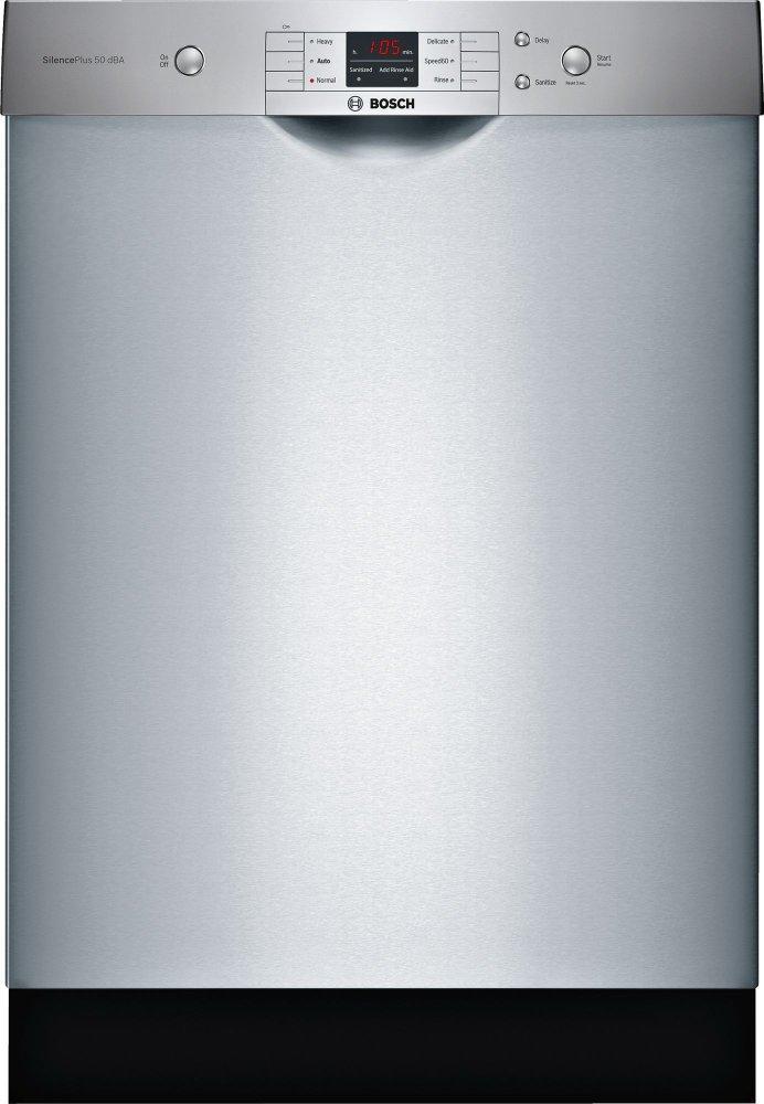 Shem3ay52n Bosch Shem3ay52n Built In Dishwashers White