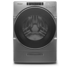 Brand: Whirlpool, Model: WFW8620HW, Color: Chrome Shadow