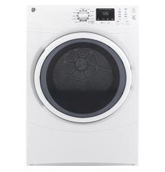 Brand: General Electric, Model: GFD43GSSMWW, Color: White