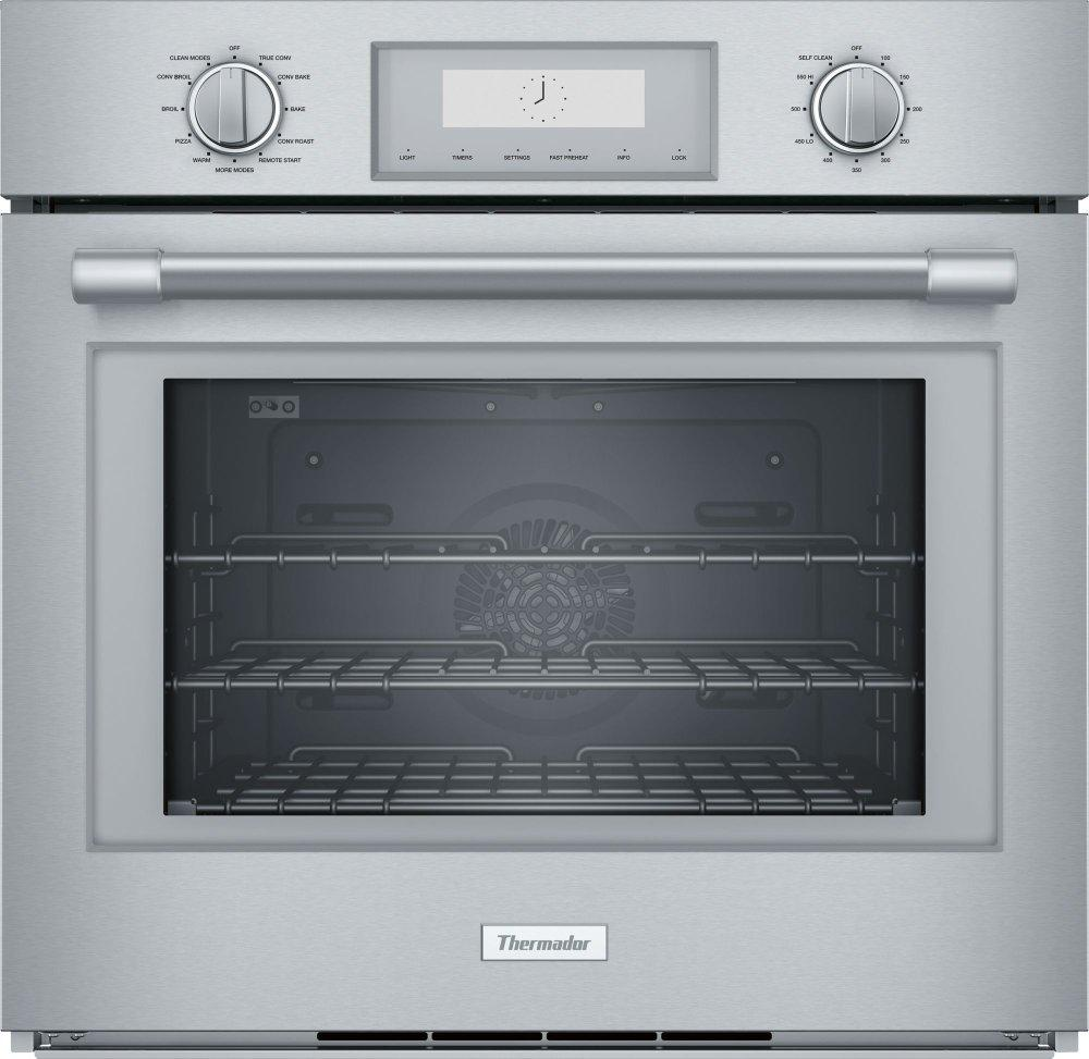 Thermador Po301w 30 Inch Professional Single Built In Oven