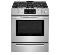 Brand: Frigidaire, Model: FFGH3054US, Color: Stainless Steel