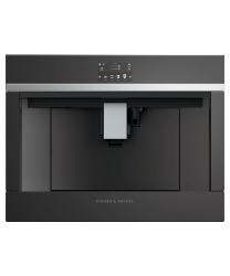 Brand: Fisher Paykel, Model: EB24DSXB1, Color: Black Glass With Stainless Steel