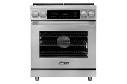 Brand: Dacor, Model: HDPR30SNGH, Color: Stainless Steel, Liquid Propane