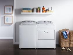 Brand: Whirlpool, Model: WED4950HW