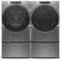 Brand: Whirlpool, Model: WED8620HW