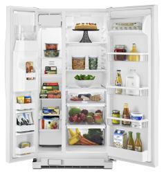 Whirlpool Wrs342fiam 33 Inch Side By Side Refrigerator