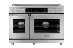 Brand: Dacor, Model: HDPR48SNG, Color: Stainless Steel, Liquid Propane