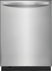 Brand: Frigidaire, Model: FFID2459VS, Color: Stainless Steel