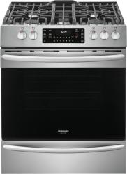 Brand: Frigidaire, Model: FGGH3047VF, Color: Stainless Steel
