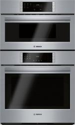 Brand: Bosch, Model: HBL87M53UC, Color: Stainless Steel