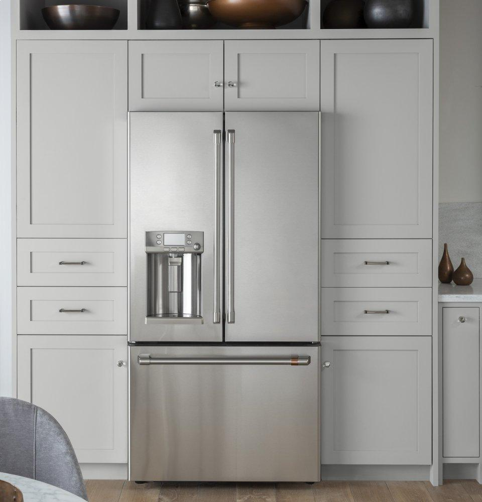 Cye22up2ms1 Cafe Cye22up2ms1 French Door Refrigerators