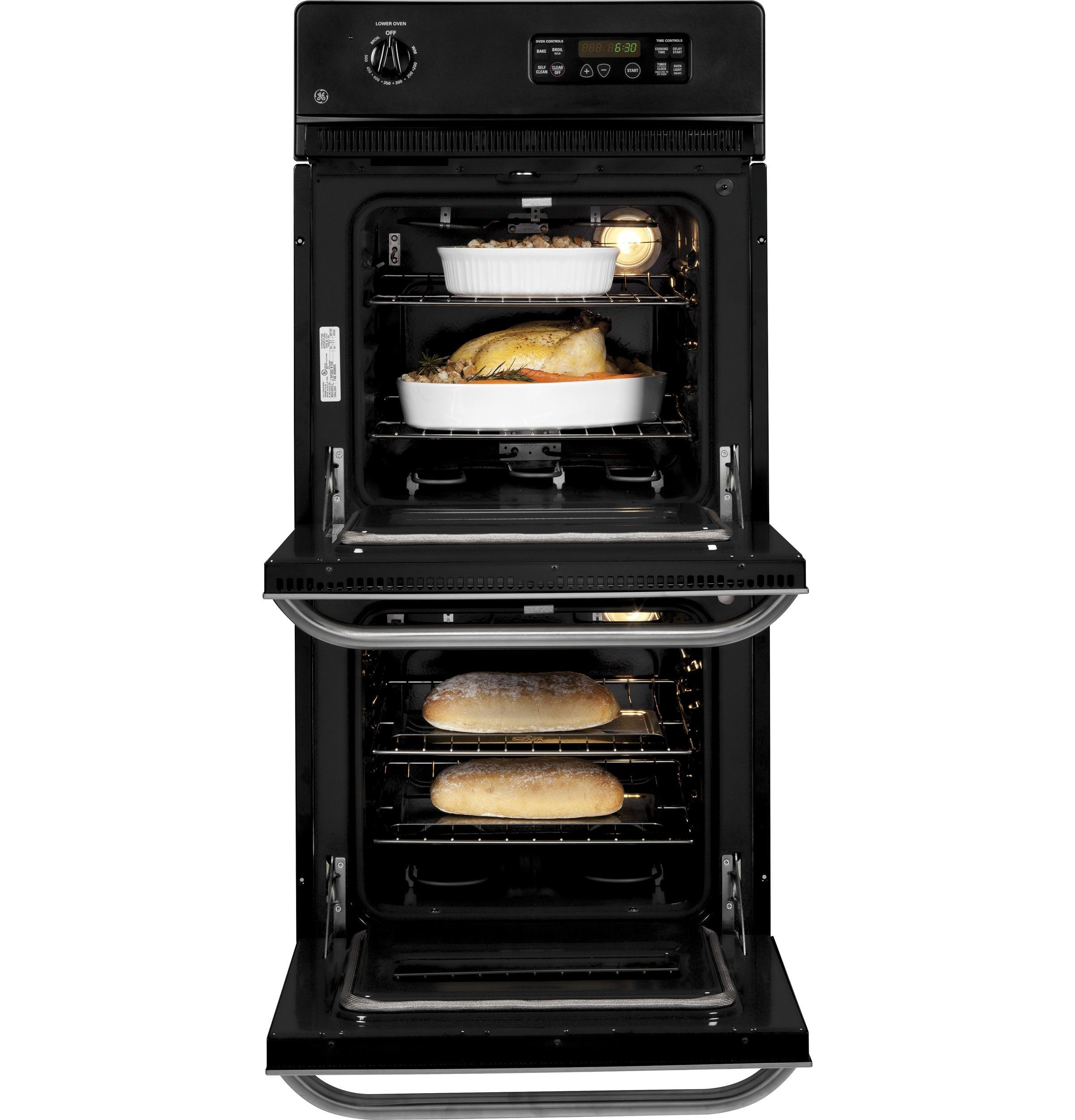 General Electric Jrp28skss Ge R 24 Quot Double Wall Oven