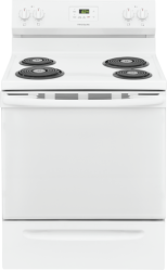 Brand: Frigidaire, Model: FCRC3005AW, Color: White