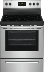 Brand: Frigidaire, Model: FCRE3052AB, Color: Stainless Steel