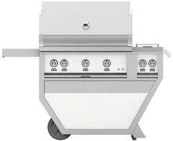 Brand: Hestan, Model: GABR36CX2LPBU, Color: Natural Gas, Froth White