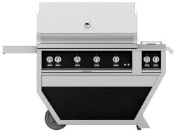 Brand: Hestan, Model: GABR42CX2NGBG, Color: Natural Gas, Stealth Black