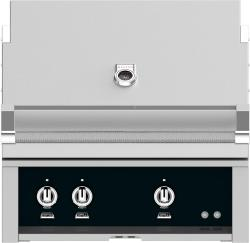 Brand: Hestan, Model: GMBR30NGBG, Color: Liquid Propane, Stealth Black