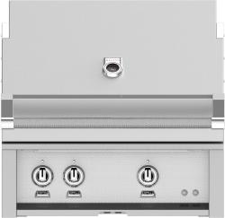Brand: Hestan, Model: GMBR30NGBG, Color: Natural Gas, Stainless Steel
