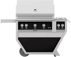 Brand: Hestan, Model: GSBR36CX2NGYW, Color: Liquid Propane, Stealth Black