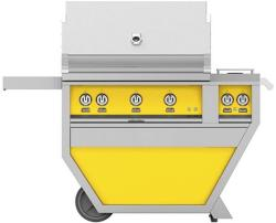 Brand: Hestan, Model: GSBR36CX2LPYW, Color: Natural Gas, Sol Yellow