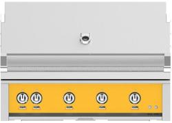 Brand: Hestan, Model: GSBR42LPTQ, Color: Liquid Propane, Sol Yellow