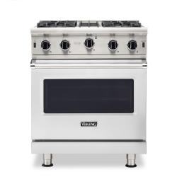 Brand: Viking, Model: VGIC53024BCB, Color: Stainless Steel, Natural Gas