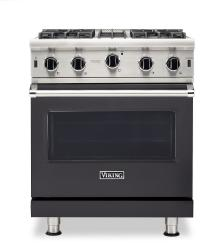 Brand: Viking, Model: VGIC53024BCB, Color: Graphite Gray, Natural Gas