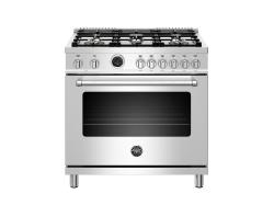 Brand: Bertazzoni, Model: MAST366DFSXT, Color: Stainless Steel