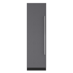 Brand: Sub Zero, Model: IC24R, Style: Panel Ready, Left Hinge