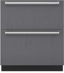 Brand: Sub Zero, Model: ID30F, Style: Panel Ready without Ice Maker