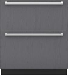 Brand: Sub Zero, Model: ID30C, Style: Panel Ready without Ice Maker