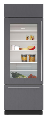 Brand: Sub Zero, Model: BI30UGSPHRH, Style: Panel Ready with Glass Door, Left Hinge